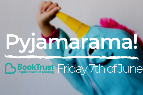 Pupils Take Part in the BookTrust Pyjamarama