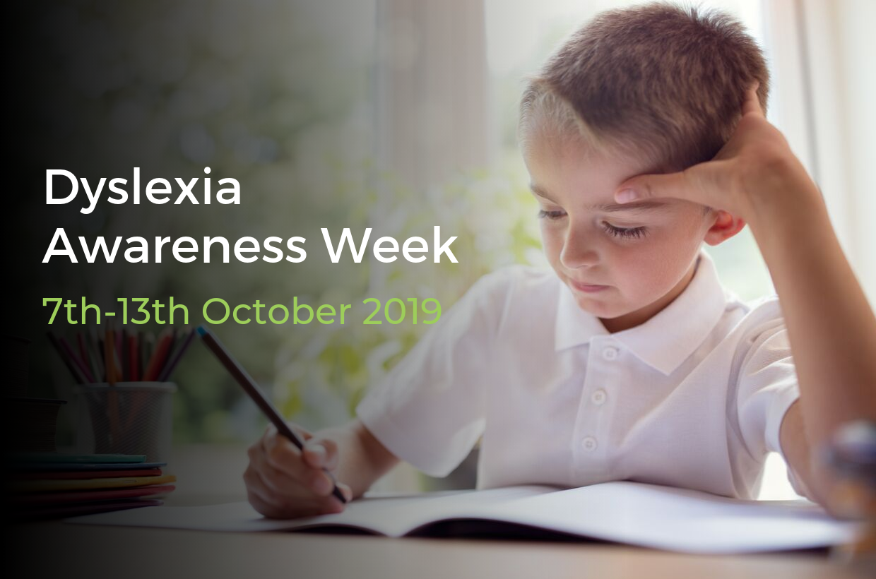 Showing Our Support throughout Dyslexia Awareness Week